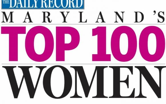 Joan Plisko Among Maryland's Top 100 for 2016